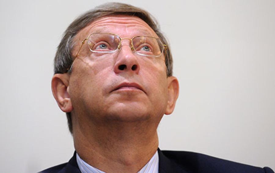 Схема атаки на «Башнефть» Владимира Евтушенкова (на фото) хорошо знакома по «лихим 90-м», о которых любят поговорить апологеты нынешнего режима