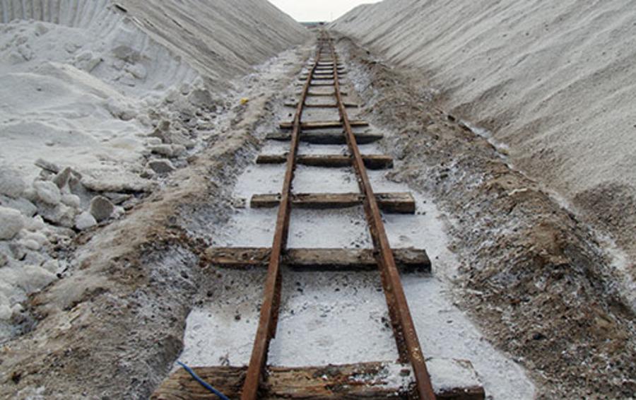 Производство соли -- один из главных бизнес-интересов Артема Чайки