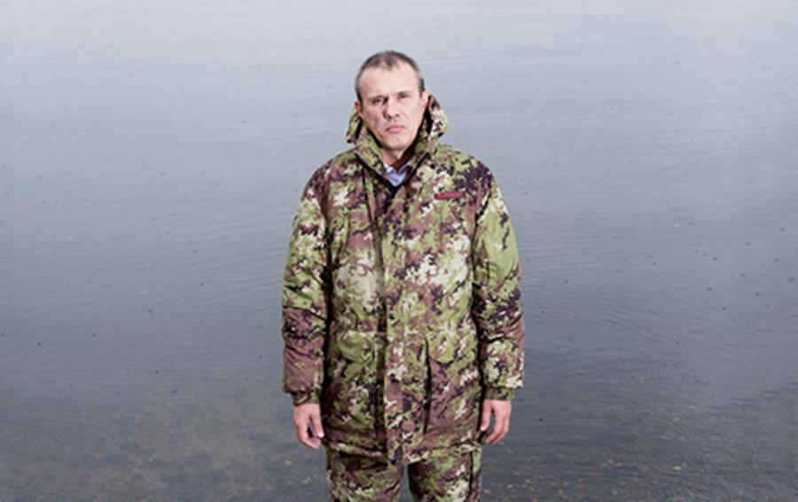 Сергей Глядков занялся выпуском спецодежды, после того как пообщался с охотниками и рыбаками с Севера.