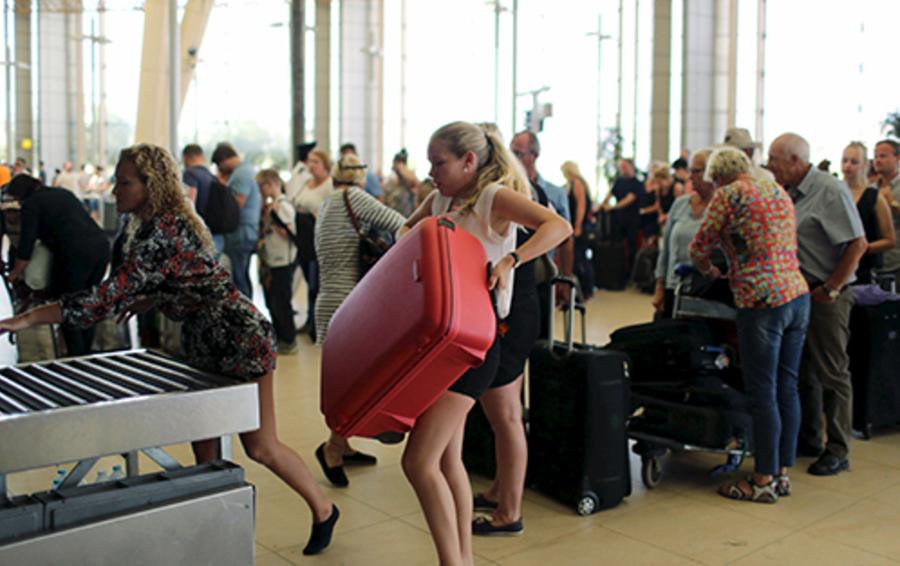 На вывоз россиян из Египта у властей может уйти больше месяца