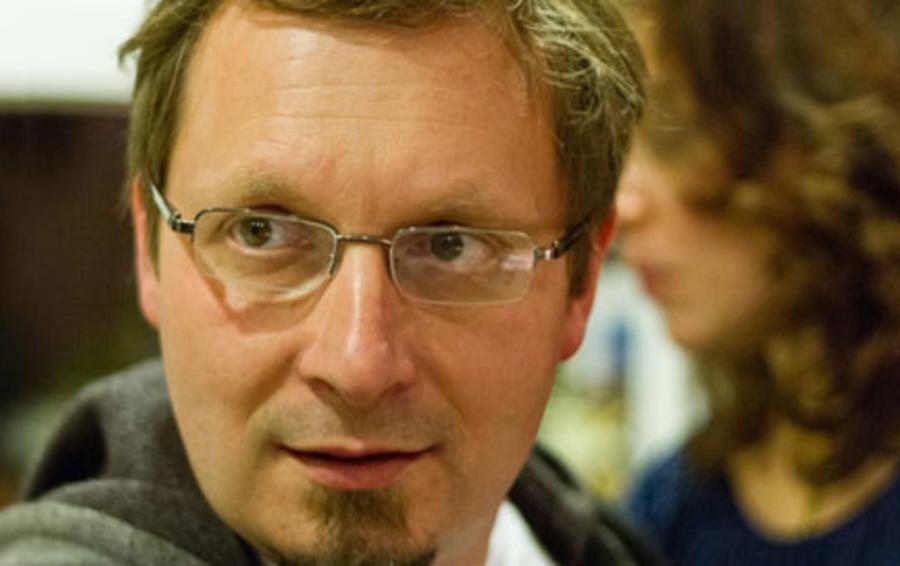 Основатель интернет-сервиса «Kroogi» Мирослав Сарбаев