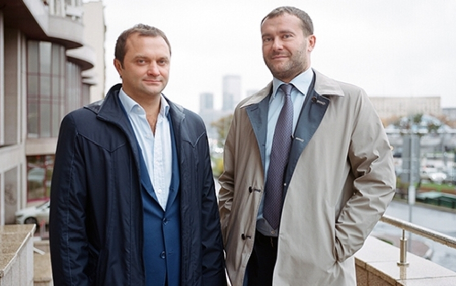 Андрей Муравьев (слева) и Борис Синегубко ждут обвала на российском рынке