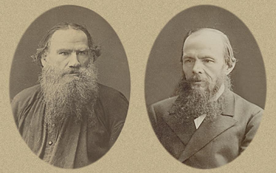 Противопоставление Достоевского Толстому стало актуально в современной России