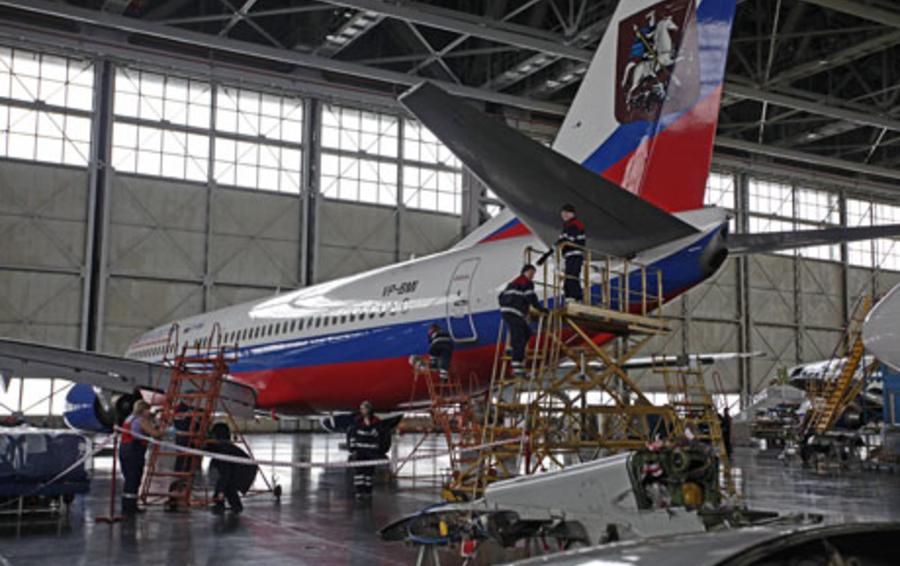 Москва — уникальный город, который владел даже авиокомпанией