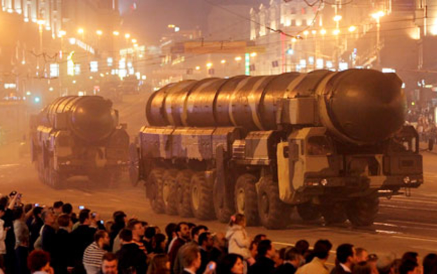 Российскую внешнюю политику принято считать наступательной, но она таковой не является