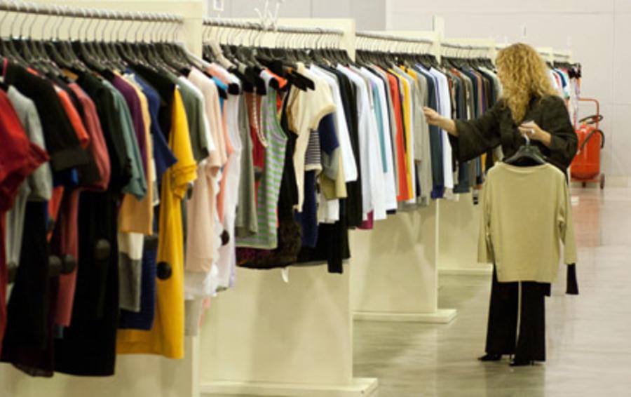 Отечественная продукция и сейчас занимает всего 18% рынка одежды