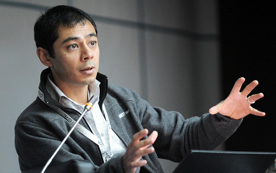 Основатель компании ABBYY Давид Ян