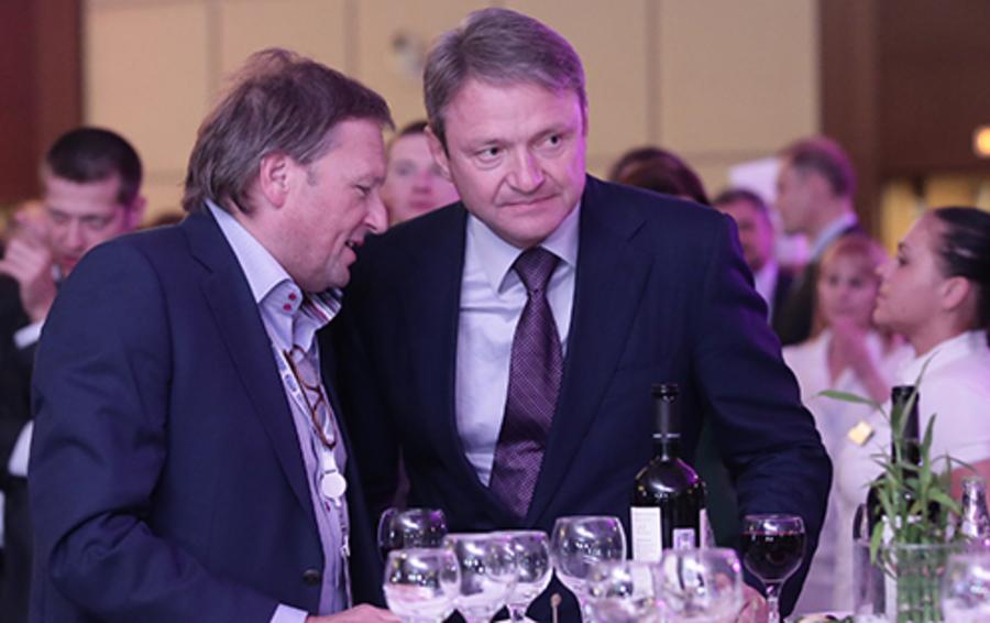 Борис Титов и Александр Ткачев