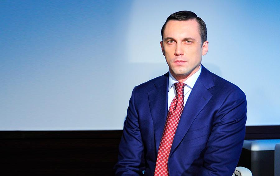 Генеральный директор Концерна «Калашников» Алексей Криворучко