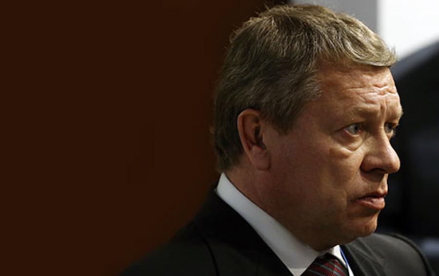 Игорь Зюзин может получить поддержку от Владимира Путина