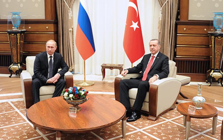 Диалог Владимира Путина и Реджепа Эрдогана зашел в тупик