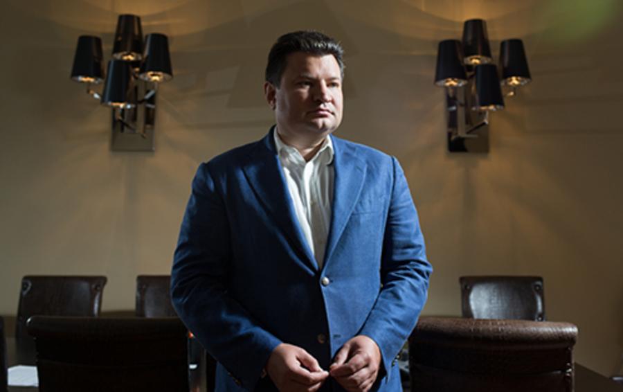 Владимир Воронин вместе с отцом создал ФСК «Лидер»