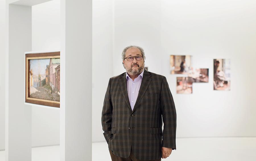 Борис Минц, председатель совета директоров O1 Group