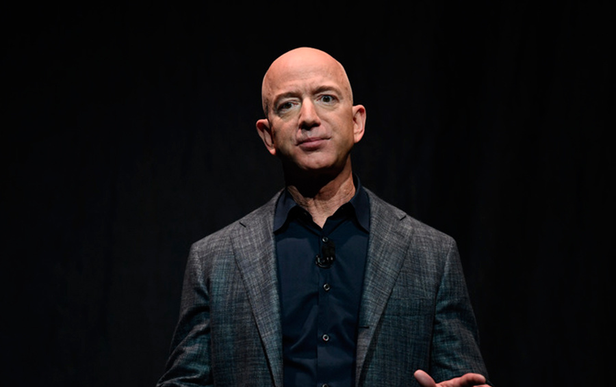 Джефф Безос (Jeff Bezos) | Forbes.ru
