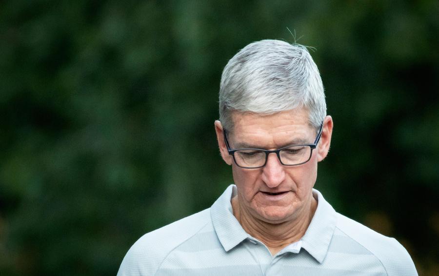 Глава Apple рассказал Трампу о страхе проиграть Samsung из-за тарифной войны