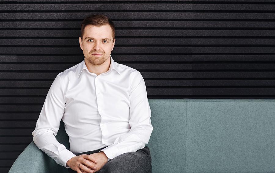 Гендиректор «Яндекс.Такси» Даниил Шулейко