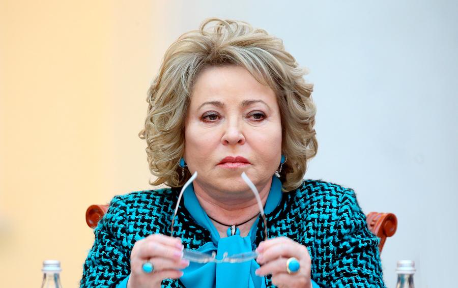 Помощник Матвиенко прокомментировал массовые увольнения в«Коммерсанте»