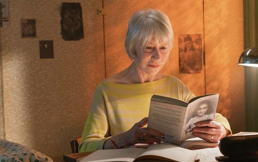 Кадр из фильма «Анна Франк. Параллельные истории»