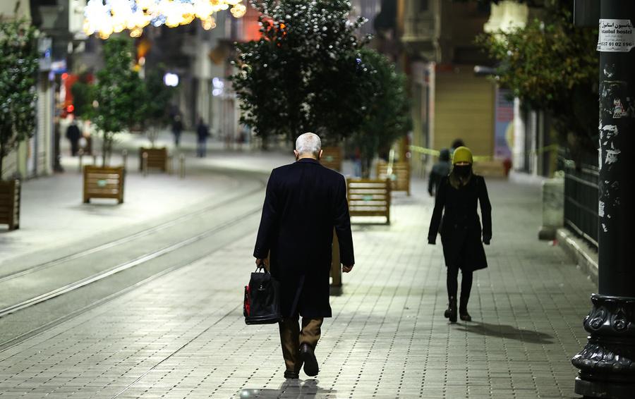 Фото Islam Yakut / Anadolu Agency via Getty Images
