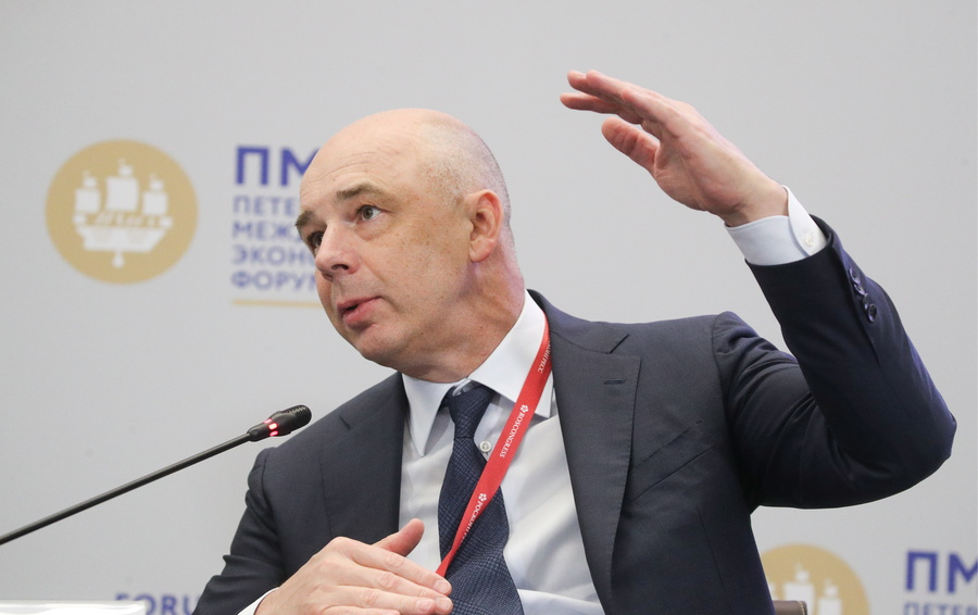 Силуанов пояснил, почему развалился СССР