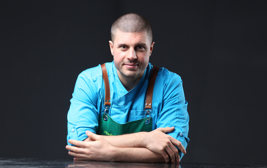 Сергей Кожаков, шеф-повар ресторана Bamboo.Bar