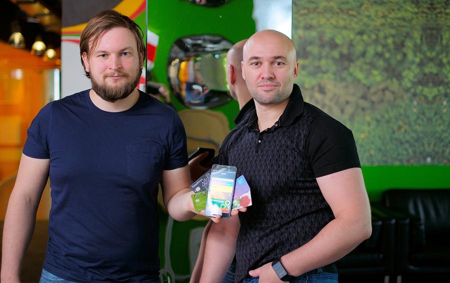 Филипп Шубин и Кирилл Горыня. Фото DR