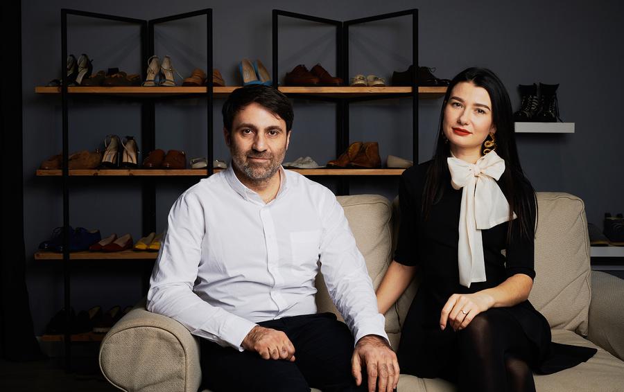 Основатели duet.by.me Арман Хачатрян и Александра Ганкевич познакомились в 2016 году через общих знакомых