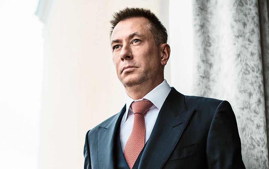 В 2017 году Forbes оценил состояния Дмитрия Конова (на фото) и его прежнего руководителя Александра Дюкова в $500 млн.