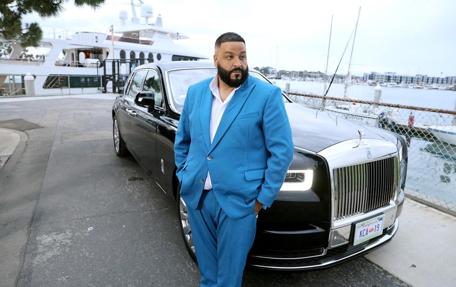 Как один из самых высокооплачиваемых рэперов мира DJ Khaled вдвое увеличил свои доходы благодаря сыну