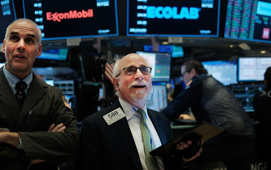 Новости об импичменте Дональда Трампа пока что никак не повлияли на состояние американского фондового рынка
