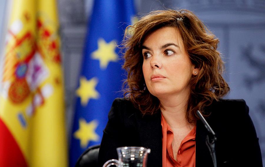 Сорайя Саэнс де Сантамария