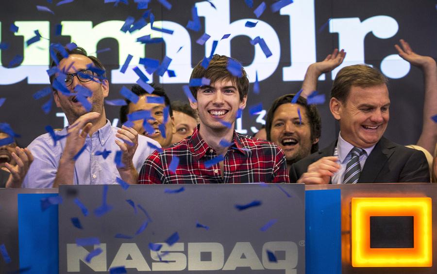 Умирающий единорог: как сервис блогов Tumblr стал дороже $1 млрд, а потом подешевел в сотни раз