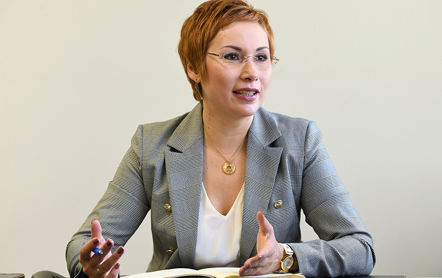 Лариса Горчаковская, генеральный директор ВТБ Пенсионный фонд