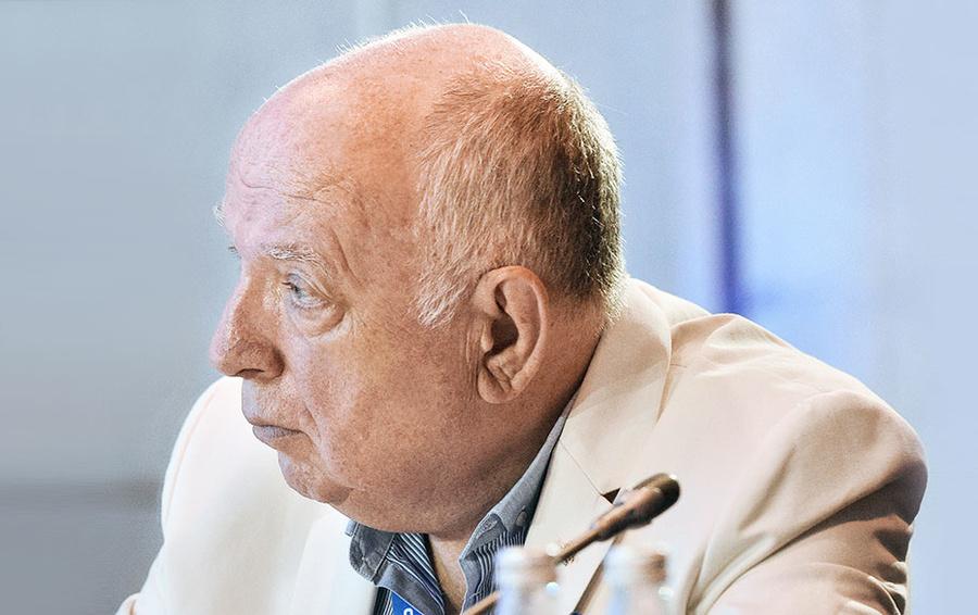 Анатолий Гавриленко и глава