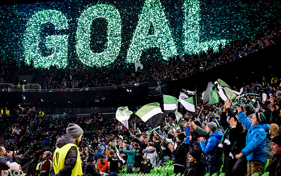 После ввода в эксплуатацию собственного стадиона «Краснодар» Сергея Галицкого стал одной из самых посещаемых команд премьер-лиги – почти 18000 зрителей в среднем на матче