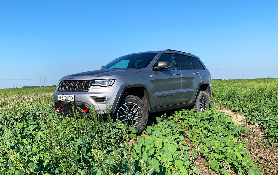 Путешествие Москва — Брест: 1000 км за рулем Jeep Grand Cherokee
