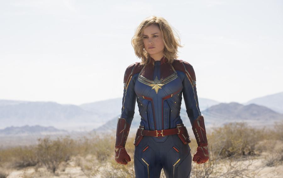 Первая супергероиня. Фильм недели: «Капитан Марвел»