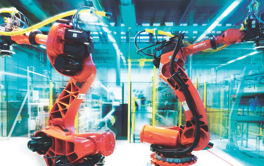 Роботизированная система Next Mirs