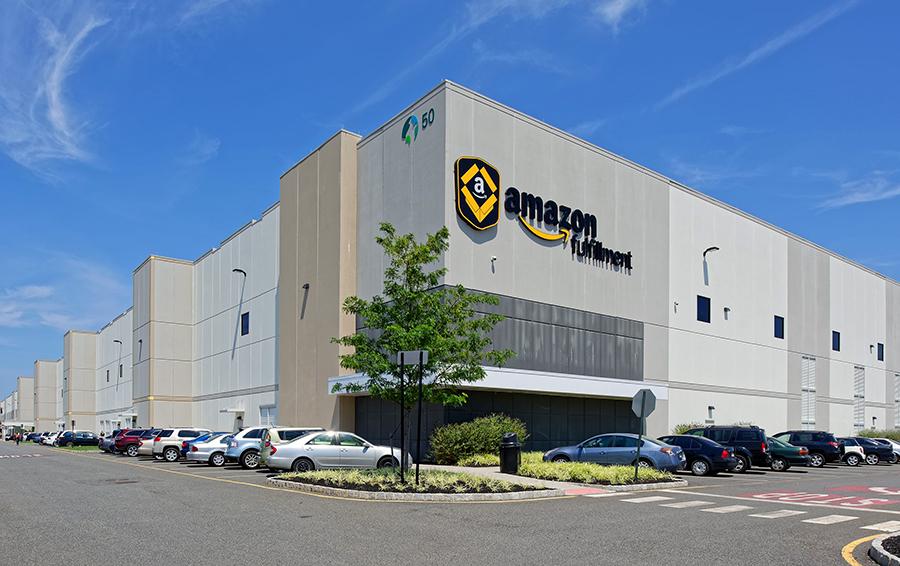 Prologis является также крупнейшим арендодателем Amazon.