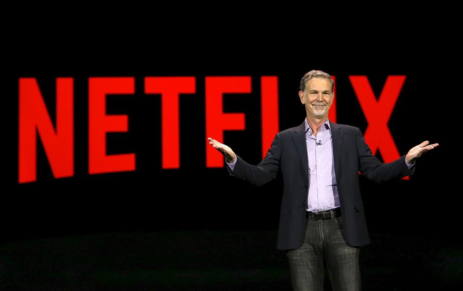 Капитализация Netflix упала на $15 млрд из-за сокращения числа подписчиков