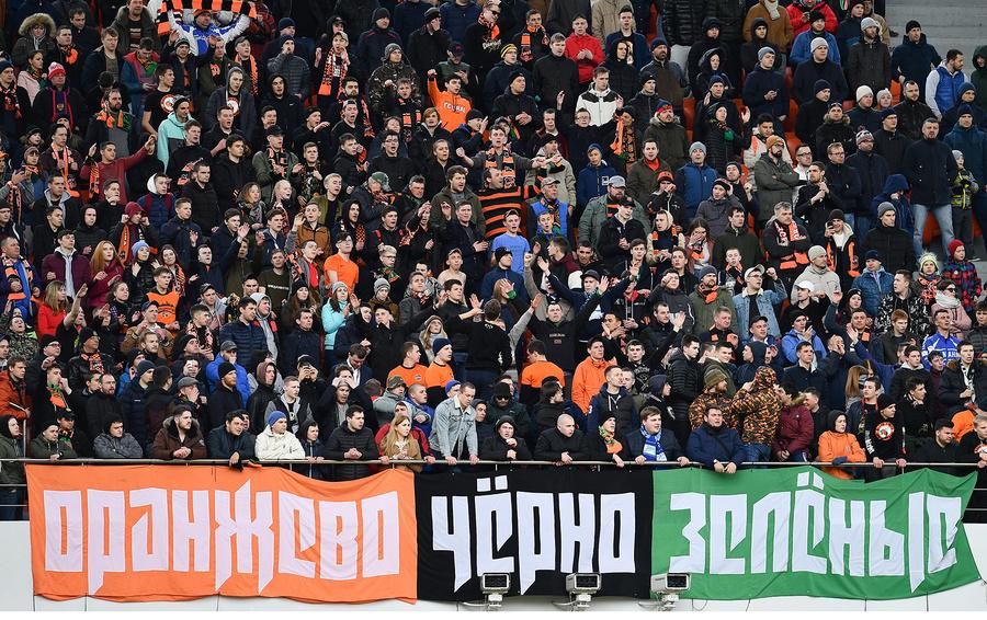 После 17 туров сезона 2018/19 «Урал» опережает по домашней посещаемости действующего чемпиона — «Локомотив»