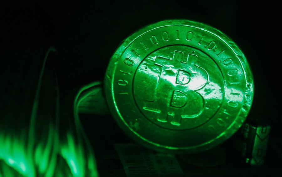 Курс биткоина обновляется после корректировки