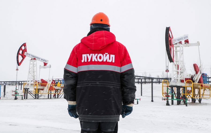 Нефтяное месторождение ТПП