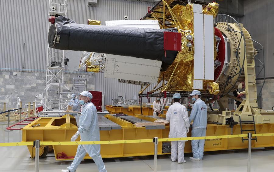 «Одна из самых значимых миссий». Как российско-германский проект поможет изучать Вселенную