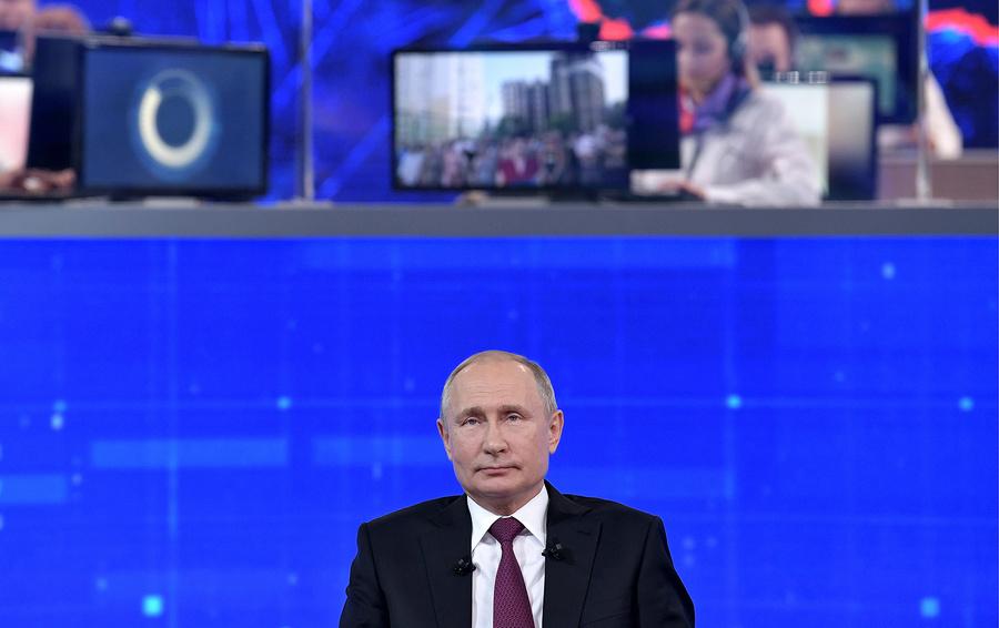 «От нас не убежишь, у нас длинные руки»: Путин поддержал идею чаще выпускать бизнесменов под залог