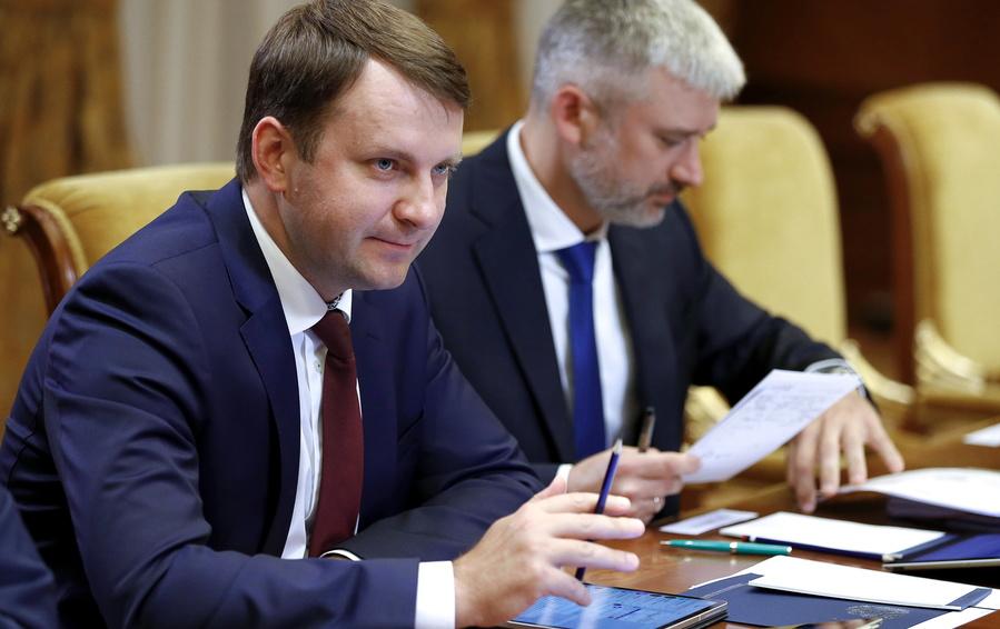 Орешкин предложил сэкономить на трассе Москва-Казань