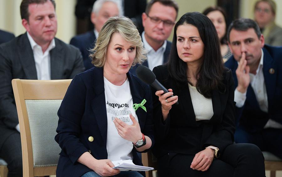 «Я сейчас без слез постараюсь вас умолять»: диалог основательницы кафе «Андерсон» с Путиным