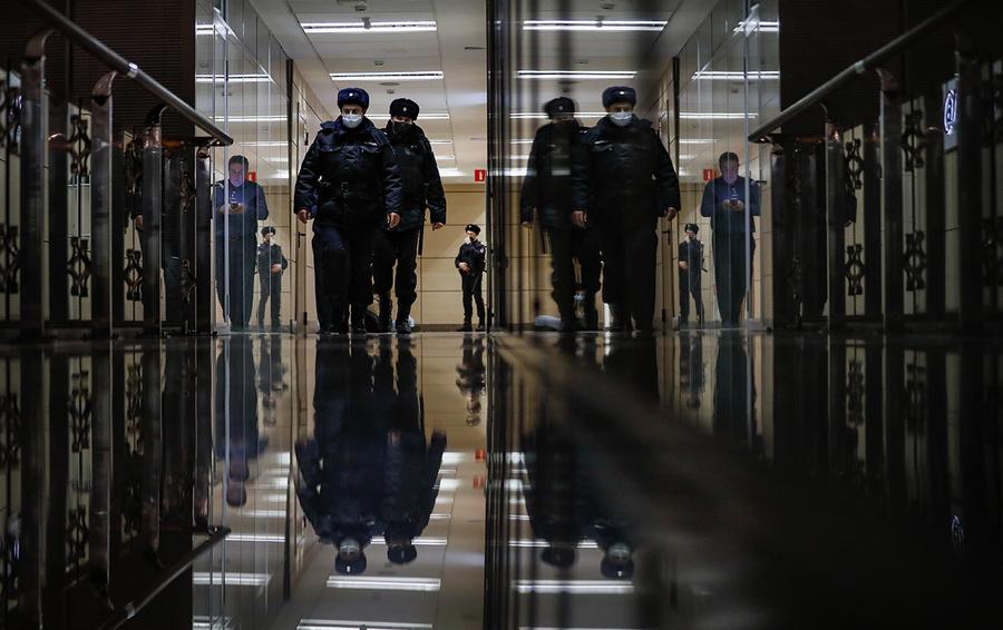 Фото YURI KOCHETKOV / EPA / ТАСС