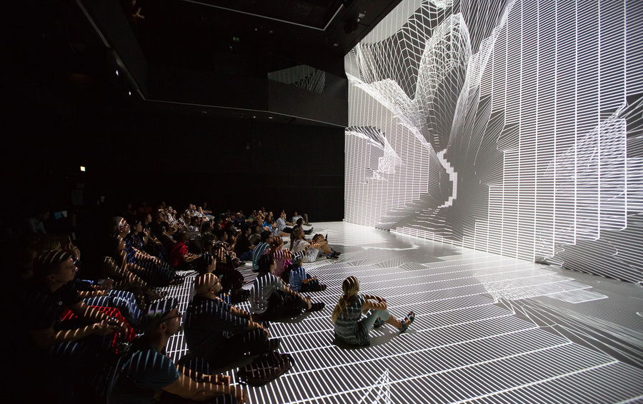 Media Art: как искусство совершает прорыв в науке c помощью технологий