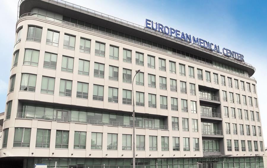 Европейский медицинский центр, многопрофильный госпиталь на улице Щепкина, 35